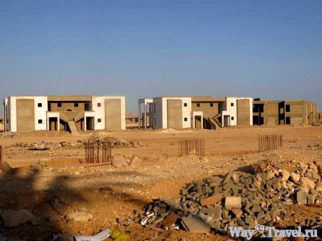 Будущие гостиницы Шарм-Эль-Шейха (Sharm El Sheikh - future hotels)