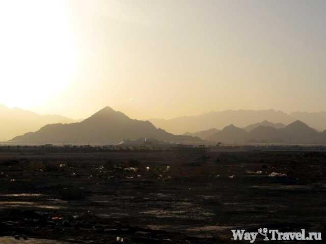 Аэропорт в Шарм-Эль-Шейхе (Sharm El Sheikh airport)