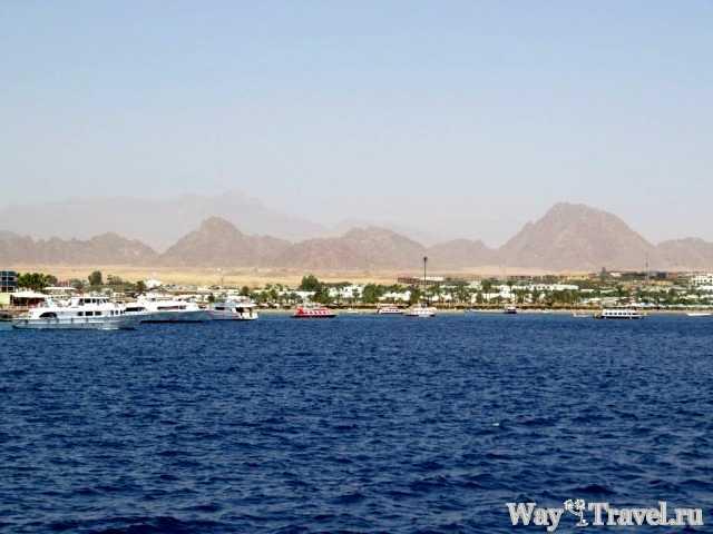 Синайский полуостров (Sharm El Sheikh)