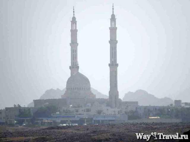 Мечеть Эль Мустафа (Al Mustafa Mosque)