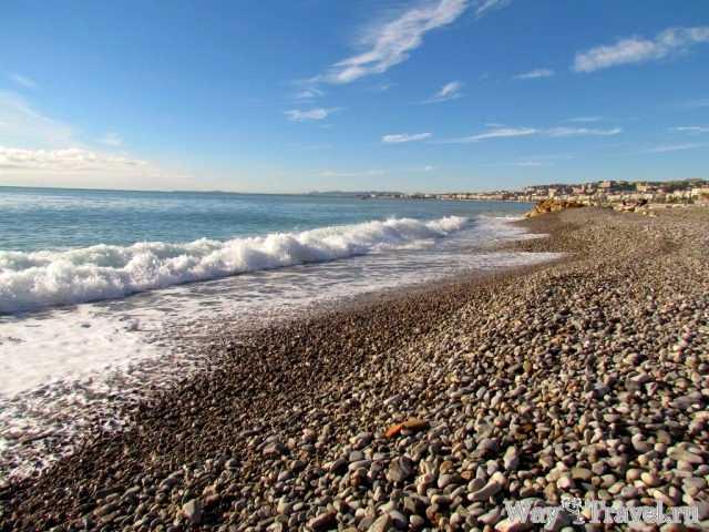 Лазурный берег Ниццы (Cote d'Azur)