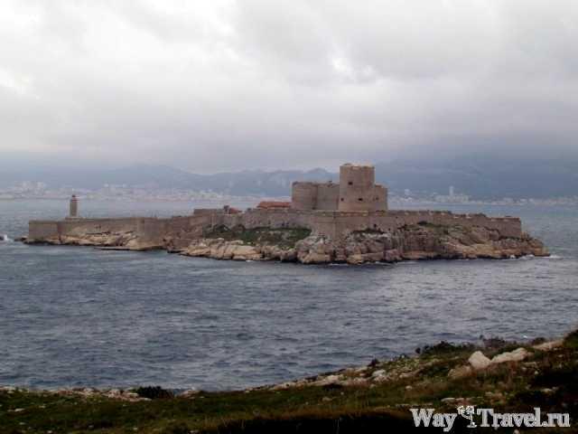 Замок Иф (Shateau d'If)