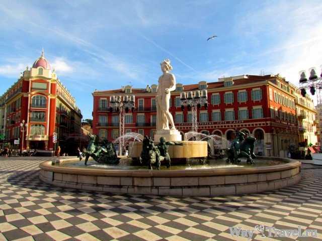 Площадь Массена (Place Massena)