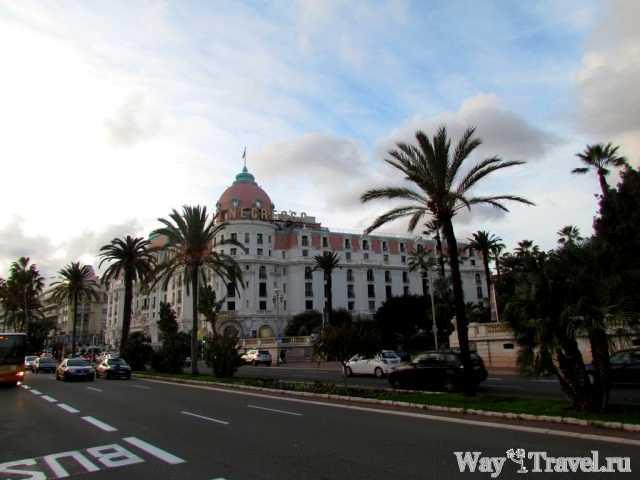 Гостиница Негреско (Hotel Negresco)