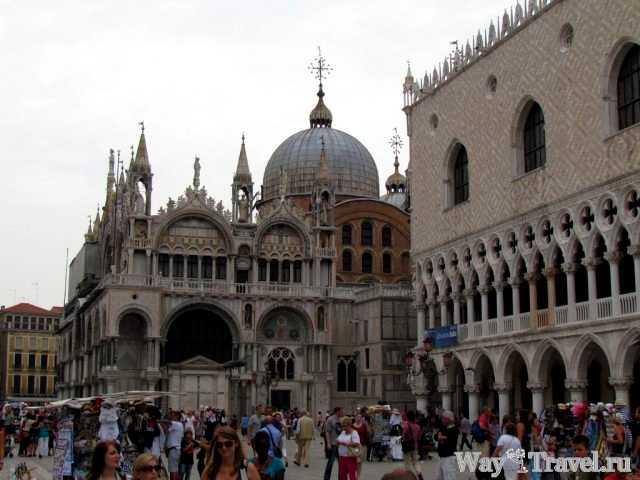 Базилика Сан Марко (Basilica di San Marco)