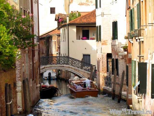 Каналы Венеции (Canal of the Venice)