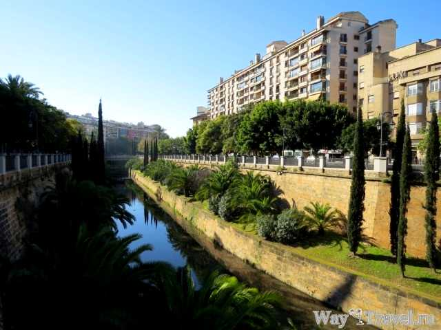Канал Sa Riera (Sa Riera canal)