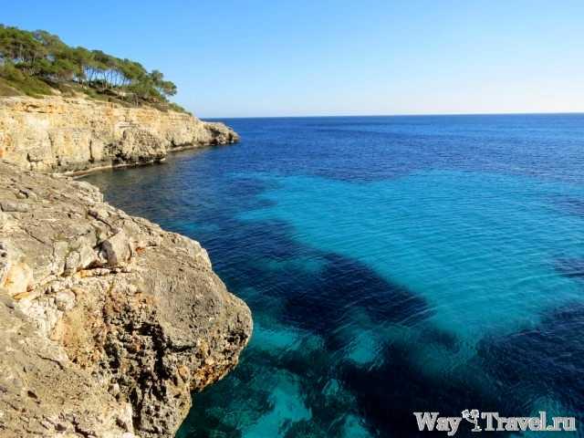 Парк Mondrago - Средиземное море (Mondrago - Mediterranean Sea)