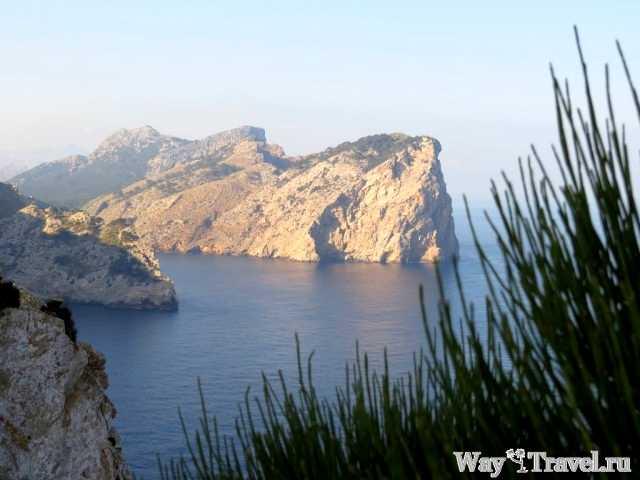 Мыс Форментор (Cap de Formentor)