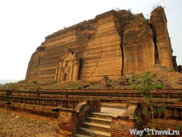 Пагода Мингун (Mingun paya)