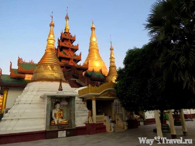 Вокруг Шведагона (Around Shwedagon)