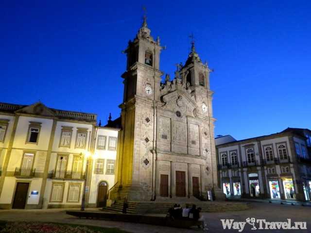 Церковь Святого Круза (Igreja de Santa Cruz)