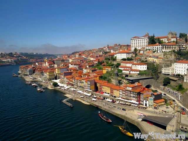 Порту - столица севера Португалии