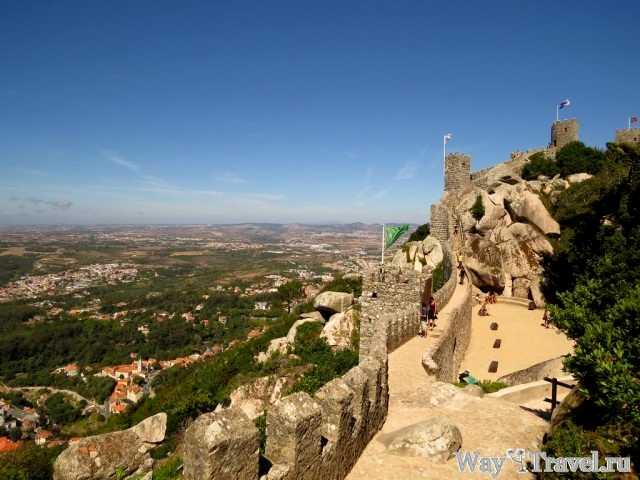 Мавританский замок (Castelo dos Mouros)