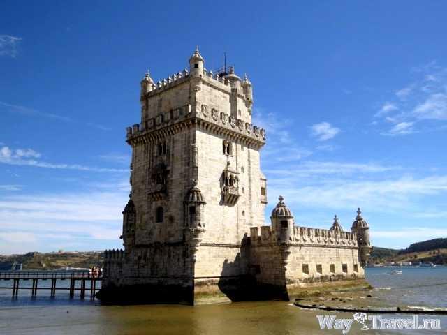 Башня Торре де Белен (Torre de Belem)