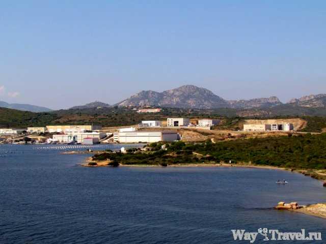 Восточное побережье Сардинии (The eastern coast of Sardegna)