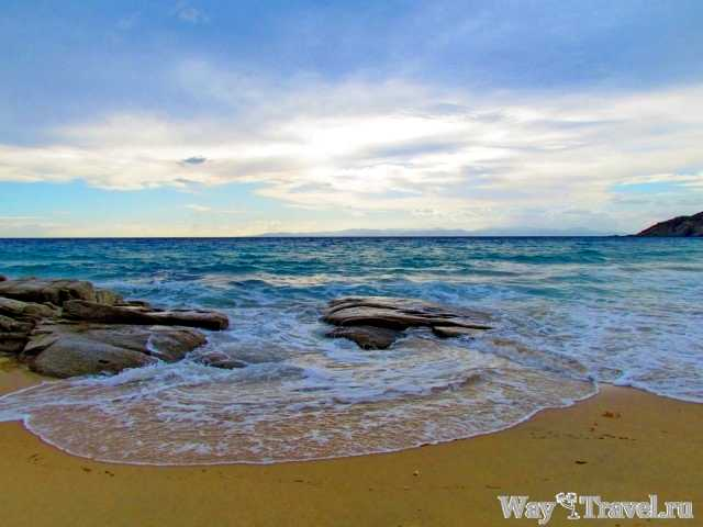 Пляж Соланос (Solanos beach)