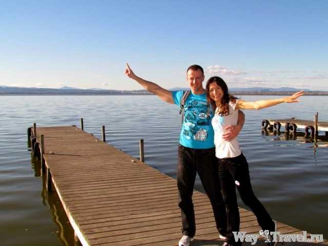 Озеро Альбуфейра (Albufera lake)