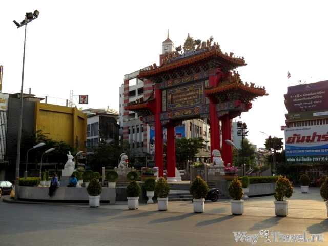 Китайский квартал Бангкока (Bangkok China town)