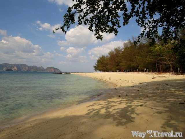 Видеообзор островов Тайланда. Остров Ко Пода.