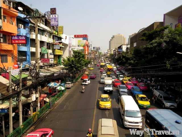 Бангкок - обзор столицы Тайланда