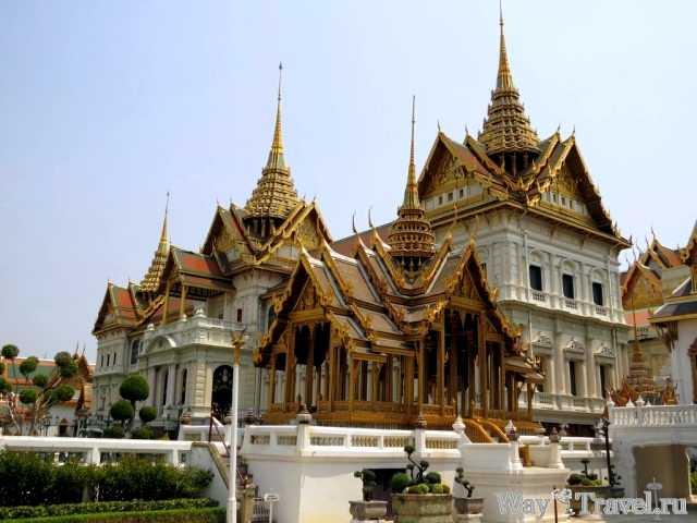 Королевский дворец (The Grand Palace)