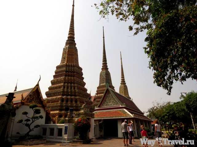 Храмовые комплексы Бангкока