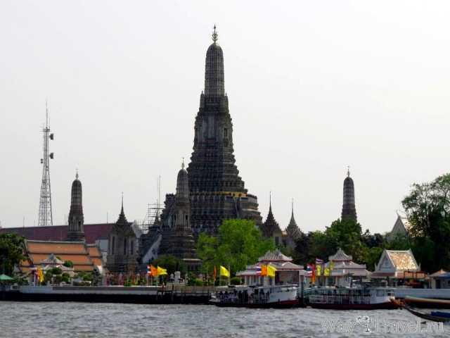 Храм утренней звезды (Wat Arun)