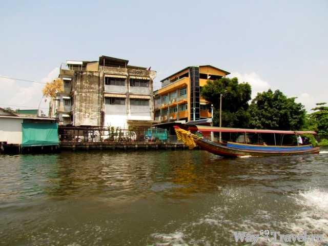 Каналы Бангкока (Bangkok klongs)