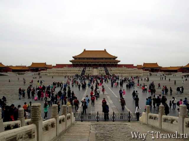 Запретный город (Forbidden City)