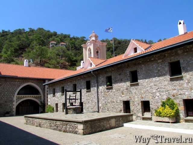 Монастырь Киккос (Kуkkos Monastery)