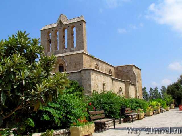 Аббатство Беллапаис (Abbaye de la Paix)