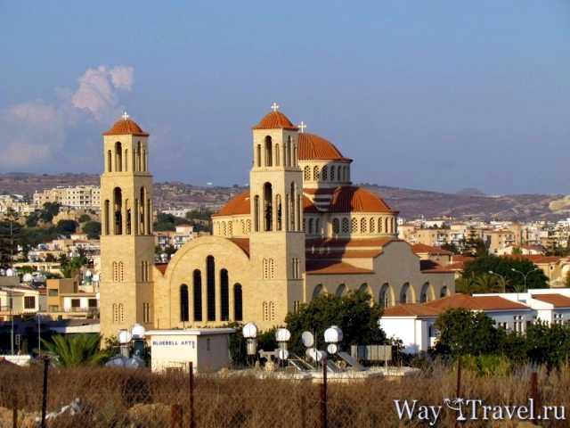 Кипр - самый русский остров Средиземноморья