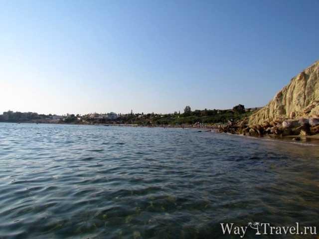 Залив Coral Bay