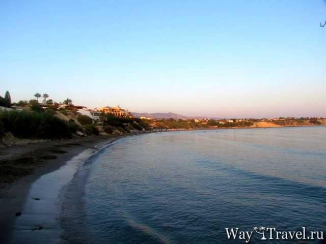 Окрестности Пафоса и Корал Бэй
