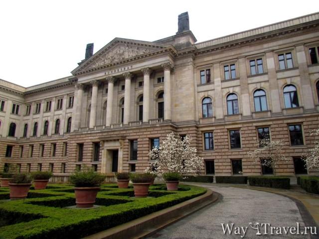 Бундесрат (Bundesrat)