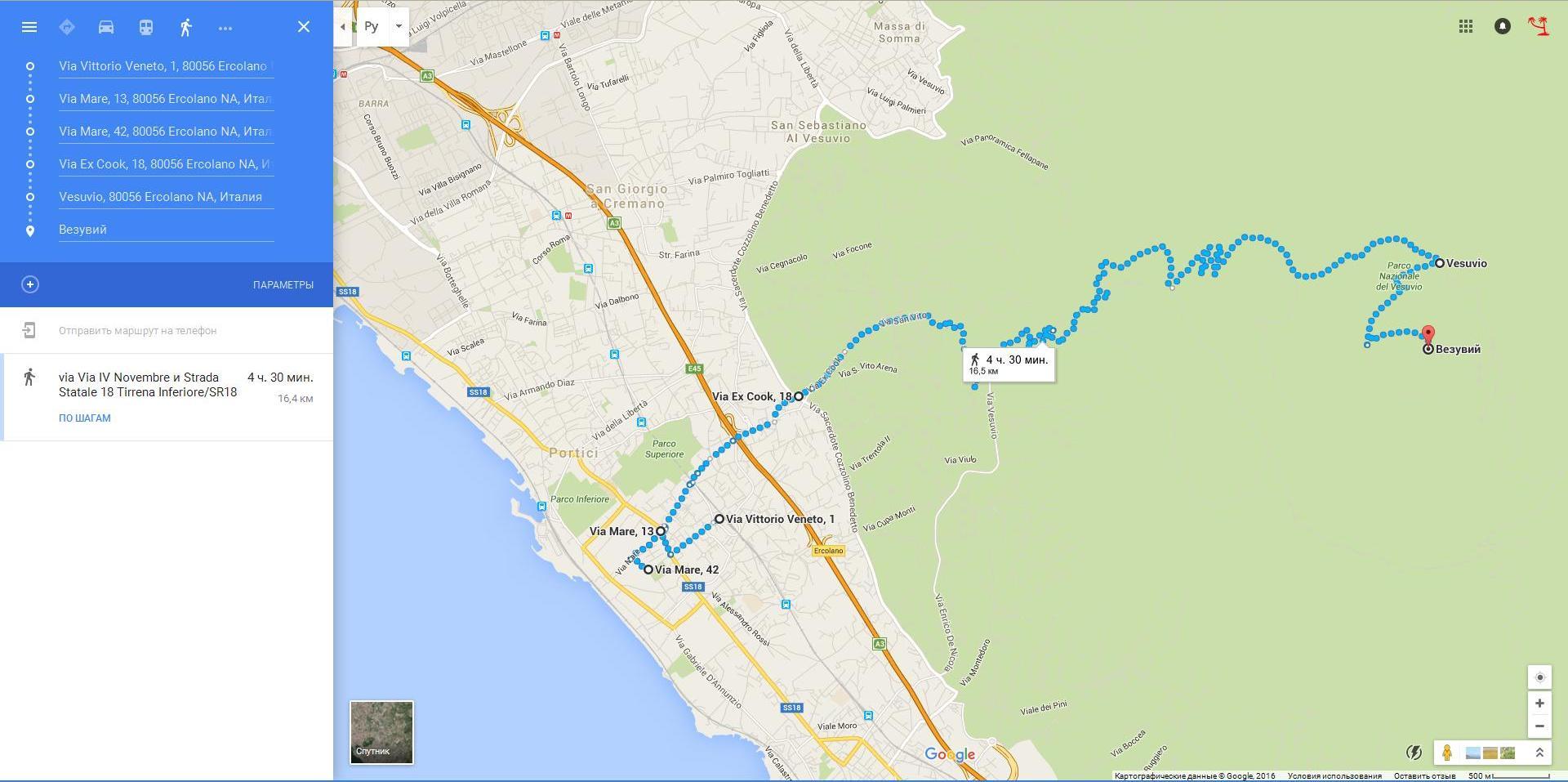 Maps_Vesuvio