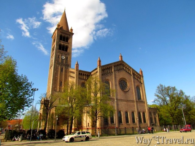 Церковь Святого Петра и Павла (St. Peter und Paul Kirche)