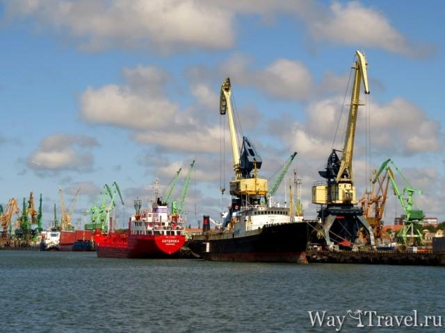Морской порт Клайпеды ( Klaip?da Seaport)