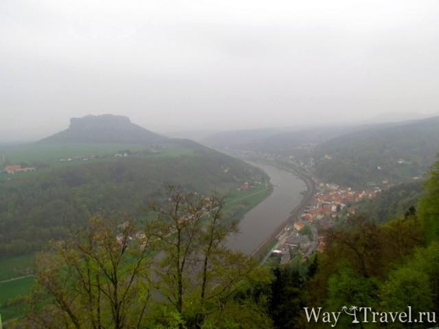 Саксонская Швейцария (Saxon Switzerland)