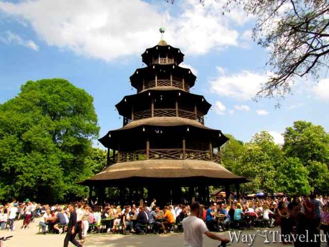 Китайская башня (Chinesischen Turm)