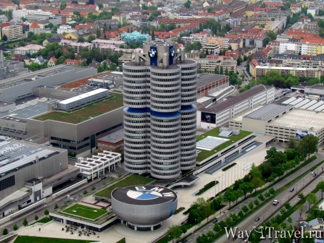 Мюнхен - столица Баварии, пива, BMW и культурный центр Германии