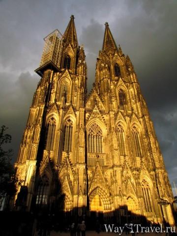 Кельнский собор (K?lner Dom)