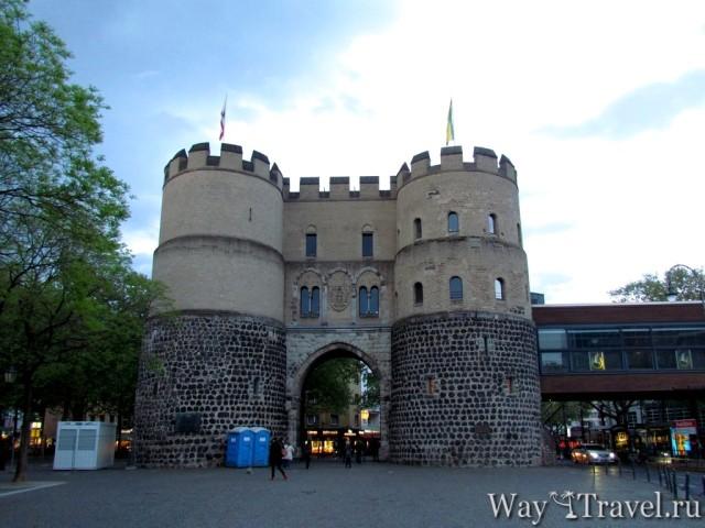 Айгельштайнские ворота (Eigelsteintorburg)