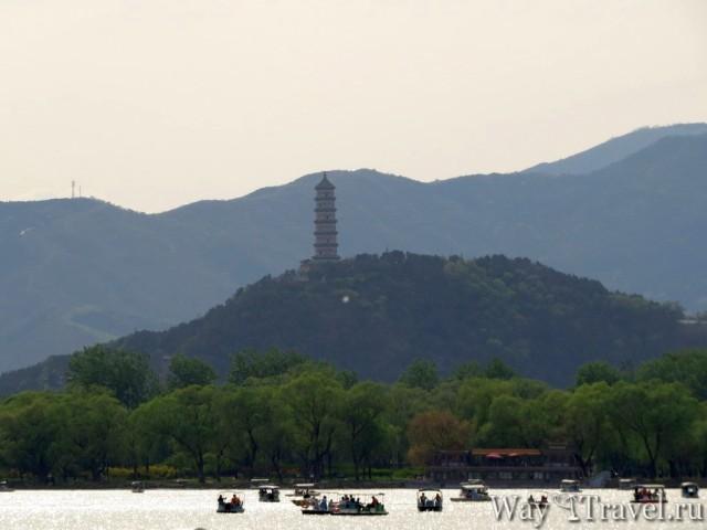 Гора Юйцюаньшань (Yuquan hill)
