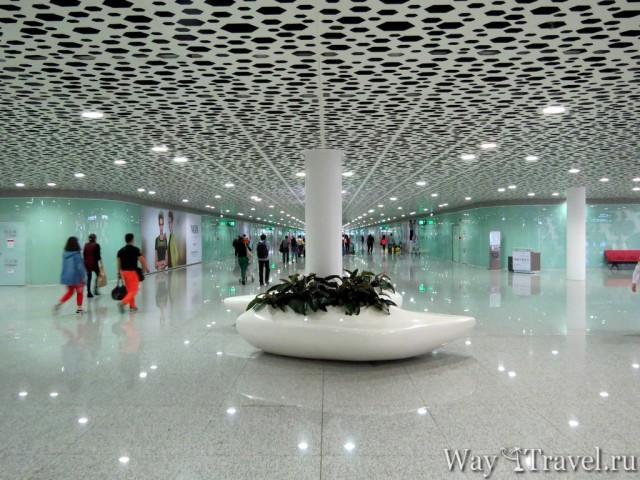 Аэропорт Шеньчженя (Shenzhen airport)