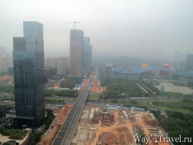 Небоскребы Шенчьженя (Shenzhen skyscrapers)