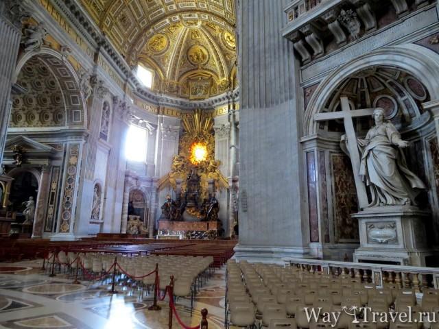 Собор Святого Петра (Basilica di San Pietro)