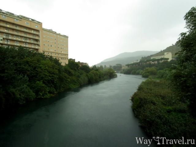 Река Аньене (Aniene river)