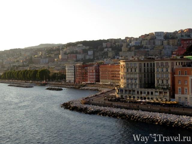 Обзор достопримечательностей Неаполя (Napoli)